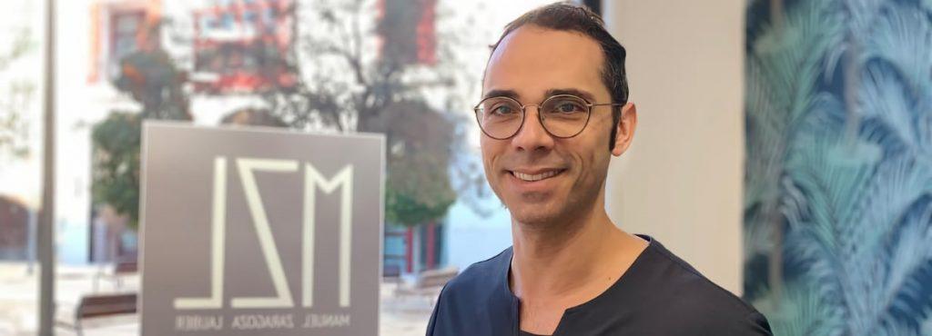 Manuel Zaragoza Lauber - Director médico de la Clínica Dental MZL